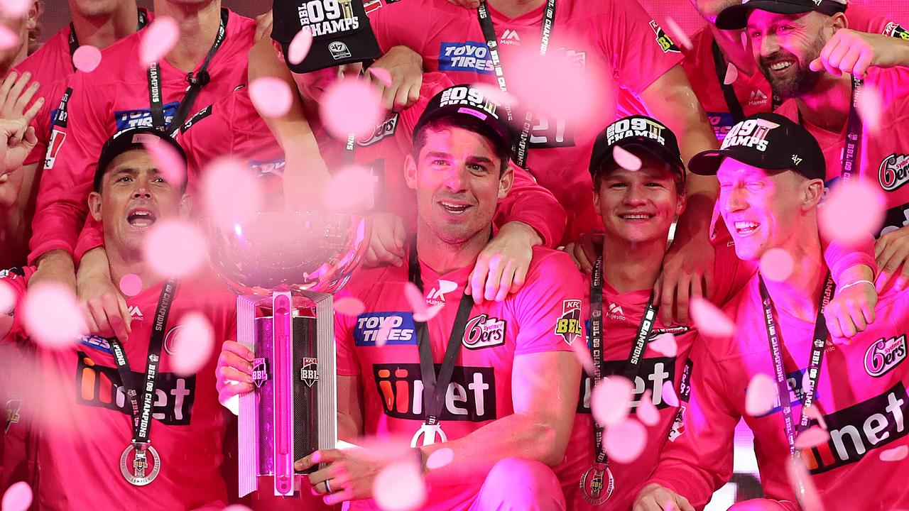 Moises Henriques' leadership was a key plank in the Sydney Sixers' success.