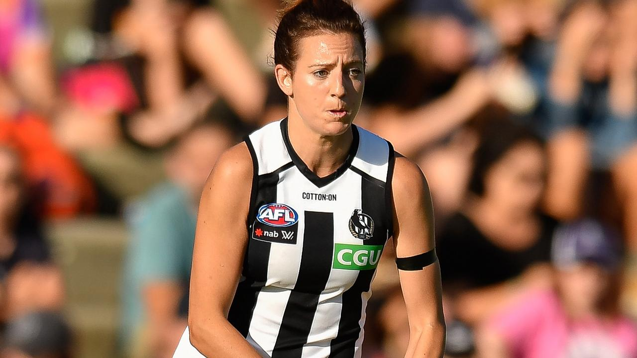 Chiocci believes the Magpies are well placed for the 2020 season.