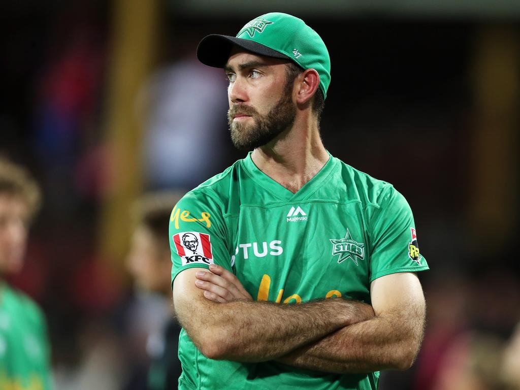 Australian batsman Glenn Maxwell wants to BBL reduced to 10 matches per team.