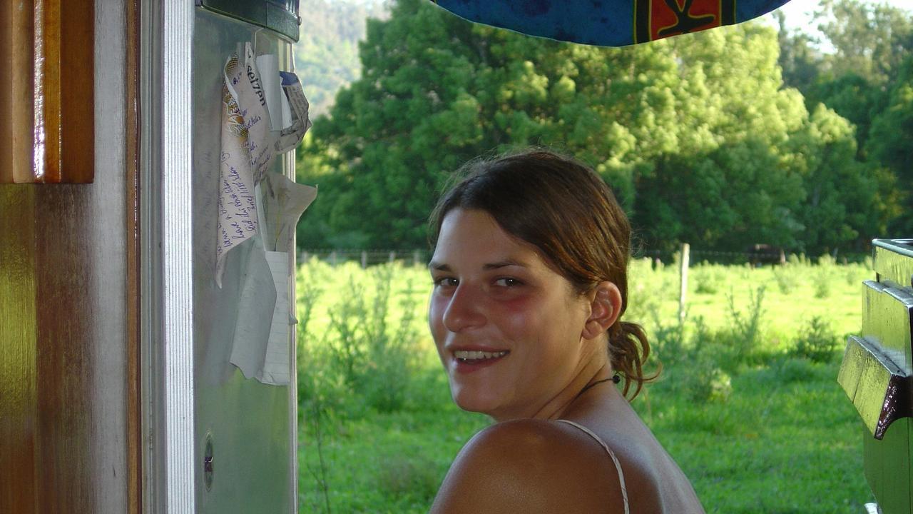 Simone Strobel in Nimbin. Photo Contributed