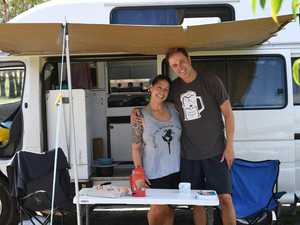 International couple loves   CQ farmstay