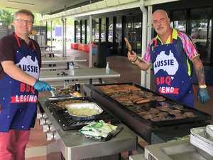 CQU hosts day for bushfire relief