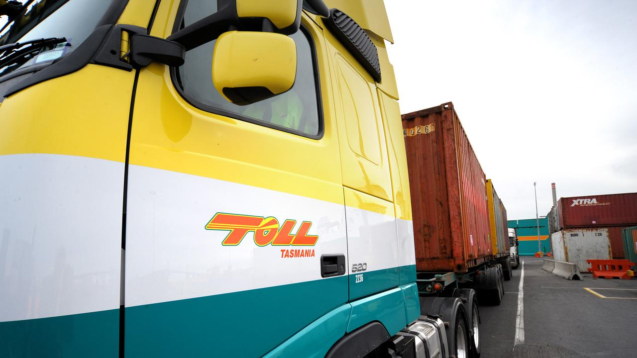 Frustration and anger are mounting for small businesses and online shoppers as delivery giant Toll Holdings struggles to recover from a ransomware attack.