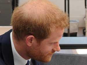 Harry seeks help to hold onto crown