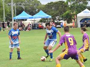200+ PHOTOS: South Burnett Soccer Sevens