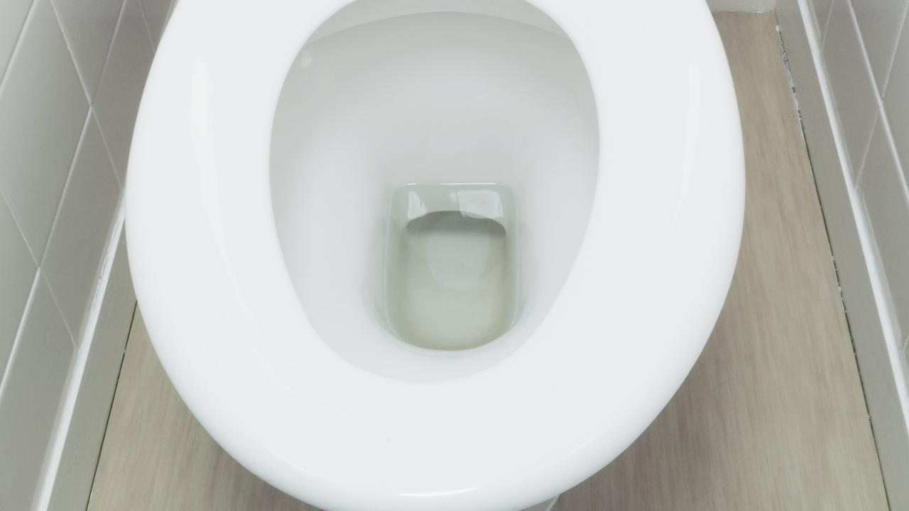 A woman's 'secret' to keeping her toilet sparkling clean with zero effort has garnered a lot of attention — but experts are warning against it.