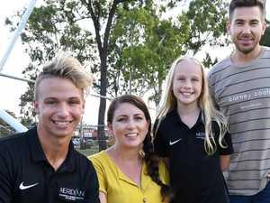 Generosity takes future football stars to Europe