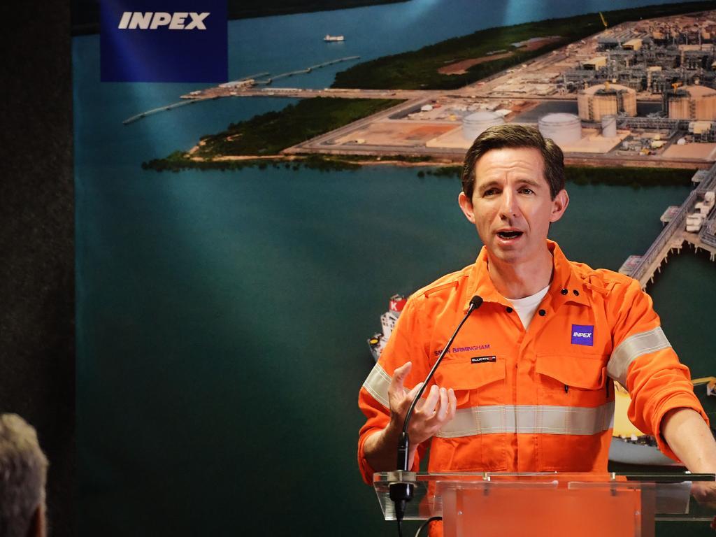 Federal Trade Minister Simon Birmingham. Picture: Keri Megelus