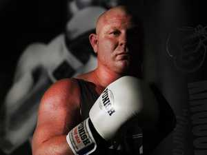 Former NRL bad boy and ex-bikie back in the ring