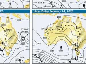 Will Cyclone Uesi hit the North Coast?