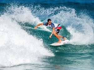 Big name surfers set for battle with Byron Bay
