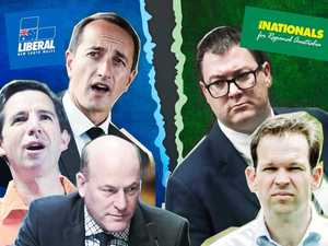 War of words threatens to tear Coalition apart