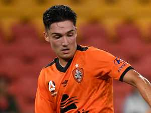Roar young gun in line for starting spot