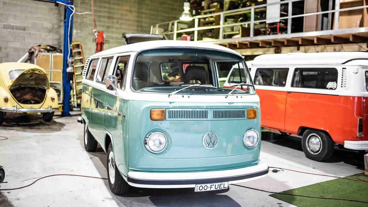 Byron Bay based EV Classic have just launched one of Australia's first Electric VW Kombis.