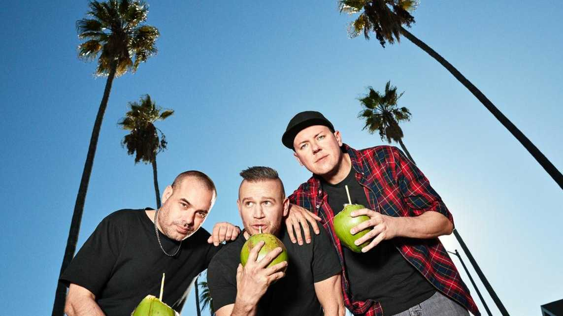 The Hilltop Hoods are bound for the Sunny Coast in May.