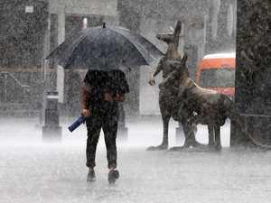 Heavy rain brings both chaos and hope