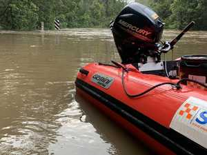 SES units called to hundreds of jobs including flood rescues