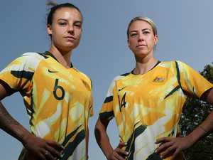How Matildas stars conquered personal demons