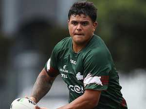 Rampaging Latrell forces Rabbitohs' hand