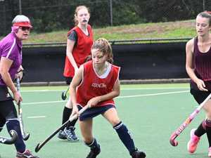 Top hockey players polish skills at clinics