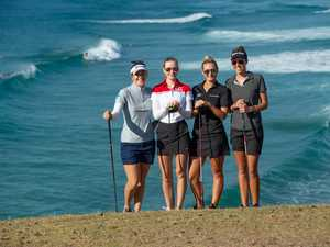 Coffs' world golf tourism exposure