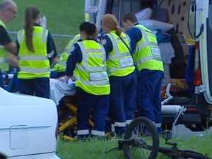 Teen bike rider dies after collision with car
