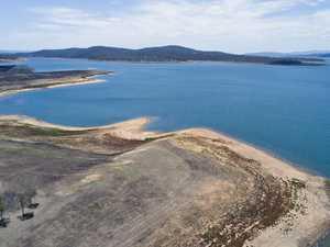 How rainfall has impacted SEQ dam levels