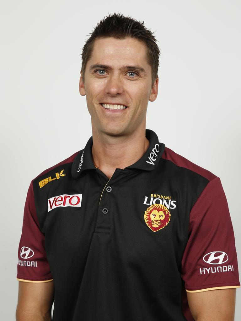 ...as was Lions player Simon Black.