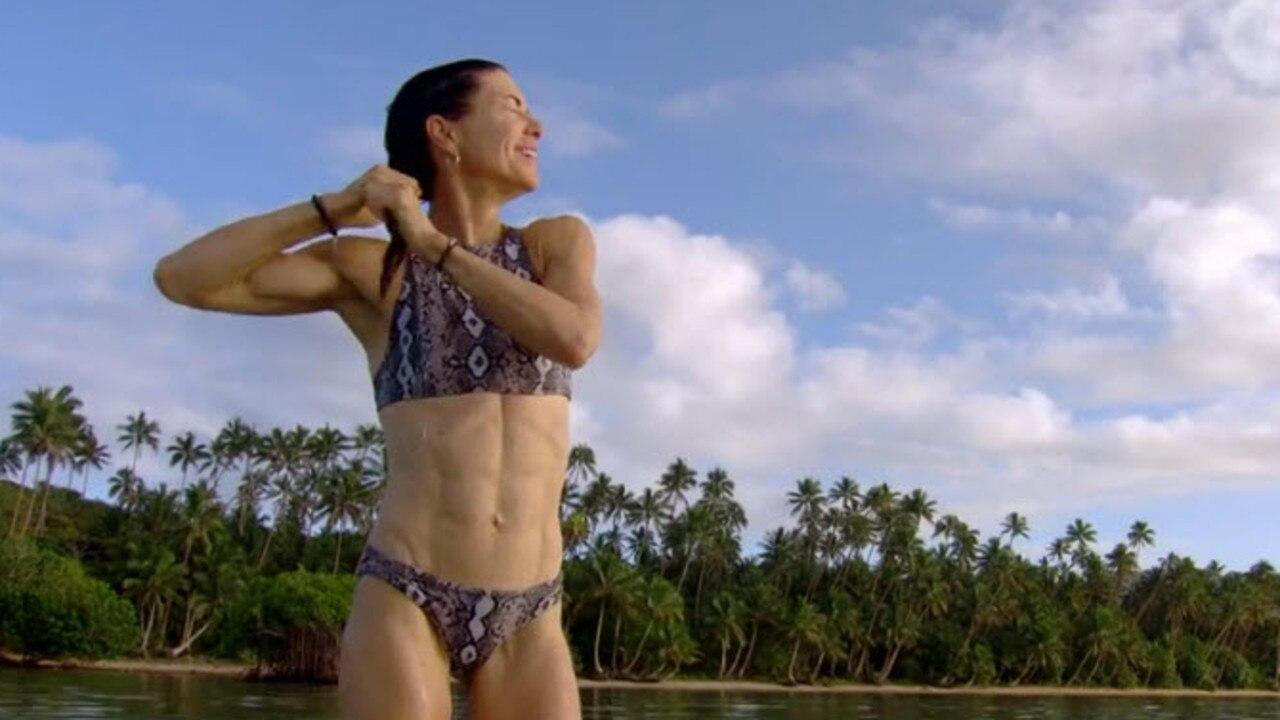 After her first season of Survivor, Jacqui took up bodybuilding.