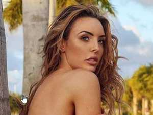 Aussie WWE star stuns with topless photo