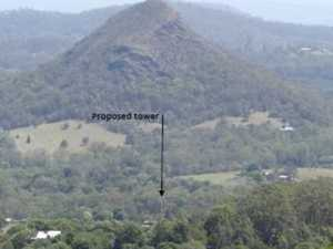 NBN TOWER: 'A blight on the Cooran landscape'