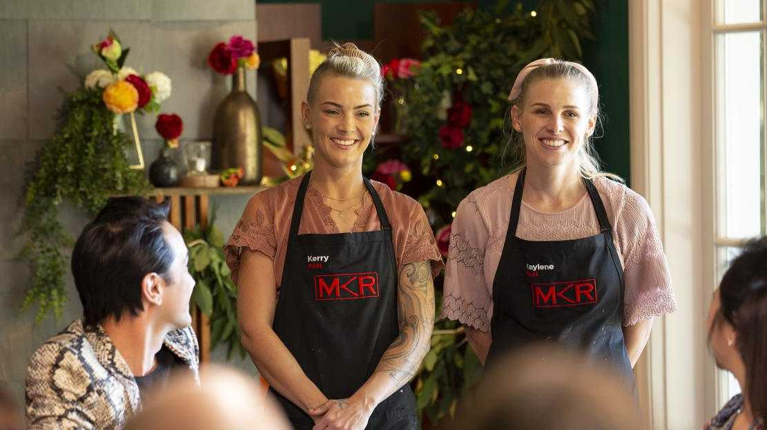 Sisters Kerry and Kaylene not only survived but flourished during their first instant restaurant on My Kitchen Rules: The Rivals.