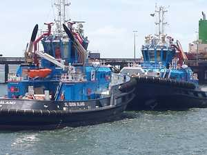 Tug boat operator in war of words with union