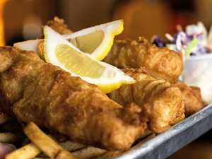 You've been eating fish and chips wrong