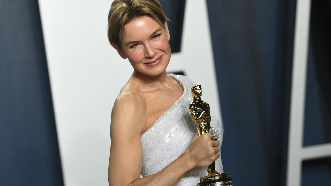 Renee Zellweger. Picture: Evan Agostini/Invision/AP