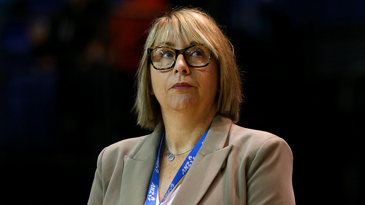 Netball Australia has ended Lisa Alexander's tenure with the Diamonds. Picture: Dianne Manson/Getty Images