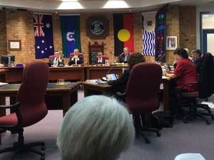 Security boosted at council meetings after 'aggression'