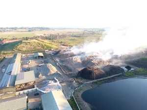 Call for tenders to fix Lismore's waste facility after fire