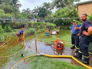 BIG WET: Two Tweed flood rescues in 160 SES call-outs