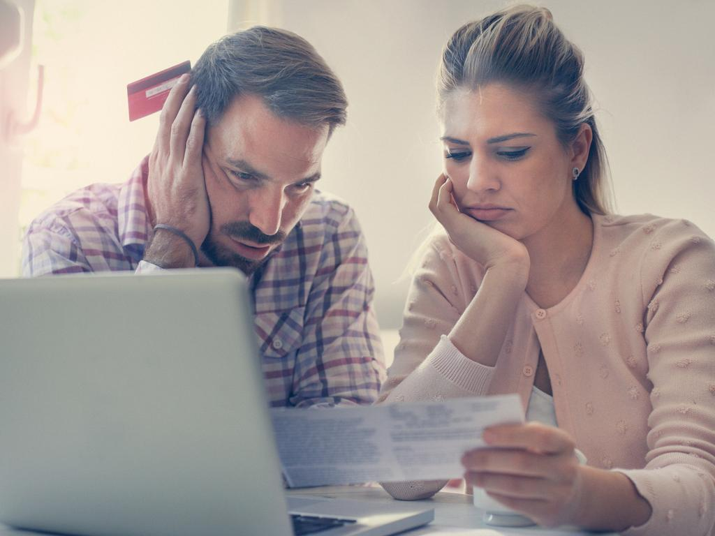 Banks are taunting customers with outrageous fees for basic services including ringing up and asking for help or simply paying a bill. Picture: iStock