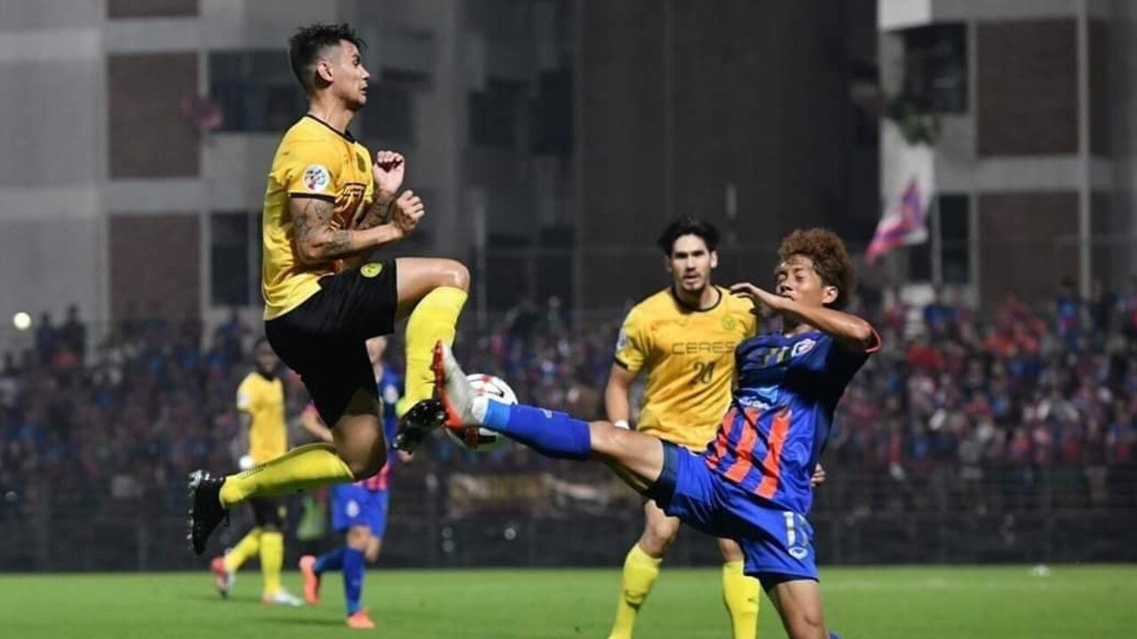 Former Ipswich footballer Josh Grommen is continuing his international rise with Ceres-Negros FC in the Asian Champions League.