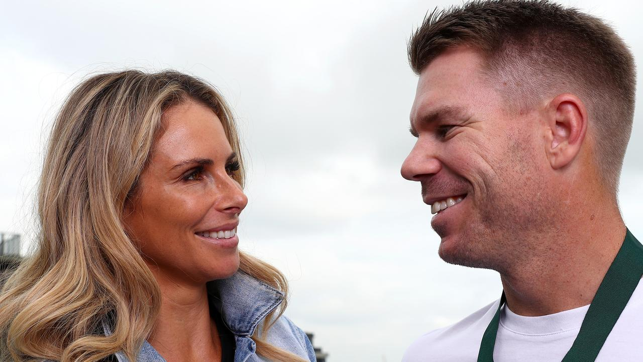 AB Medallist David Warner's wife, Candice, suffered vile abuse from South African crowds in 2018.