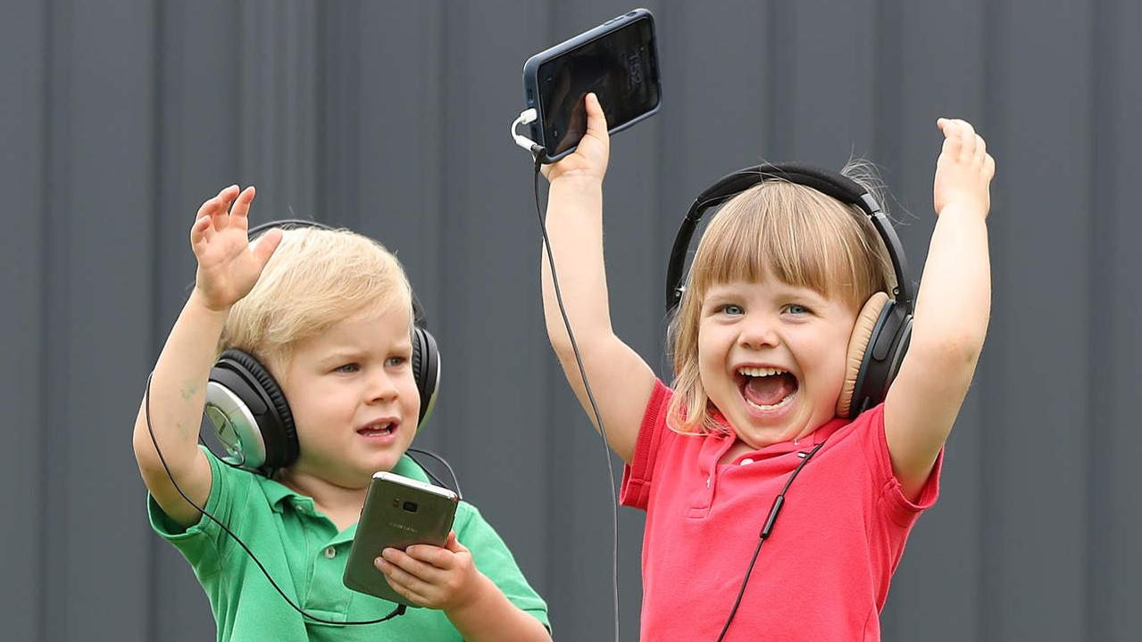 Parents, rejoice! Your music playlists are about to get a whole lot cooler. Here's why. Picture: Peter Wallis