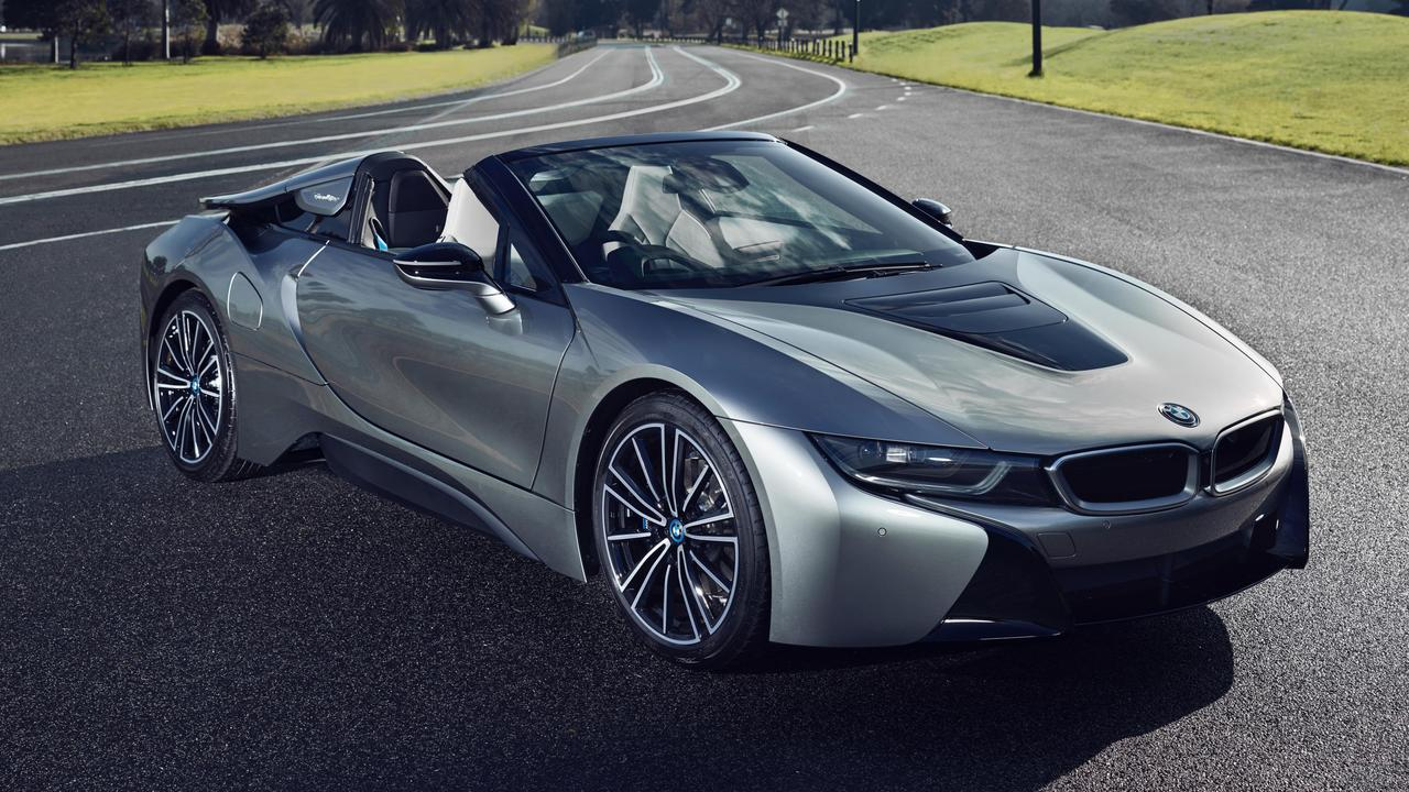 Production of the i8 will end this year.