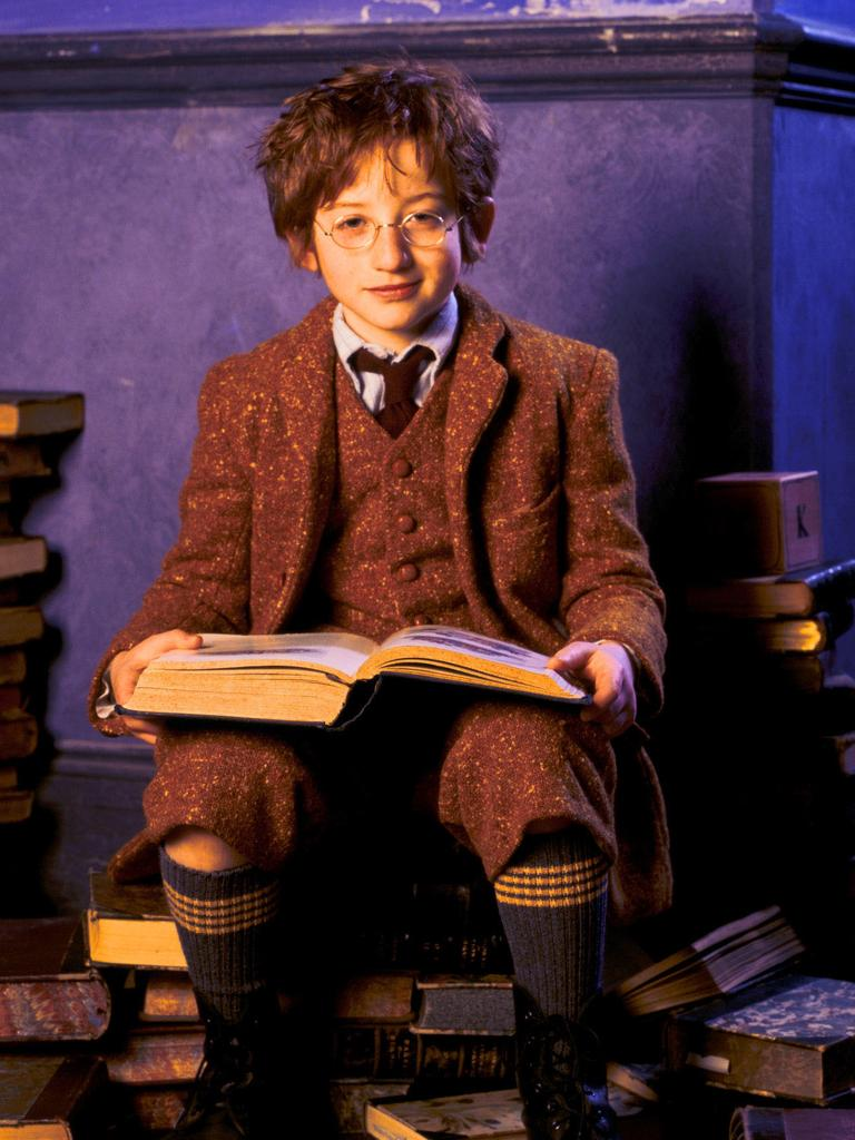 Coleman in Nanny McPhee.