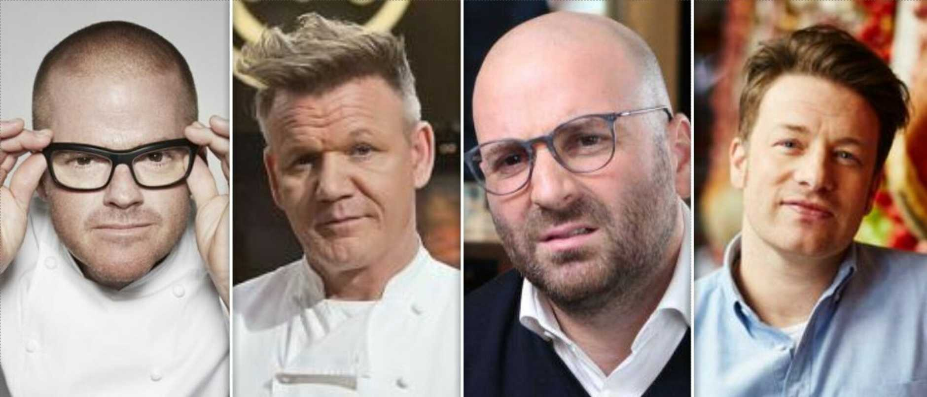 George Calombaris' restaurant empire collapse is one of many failed attempts by celebrities trying to crack the Australian market. See who else has gone bust.