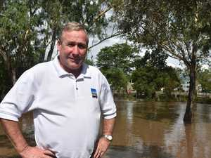 Mayor warns Dalby on alert for 'high threat' of more floods