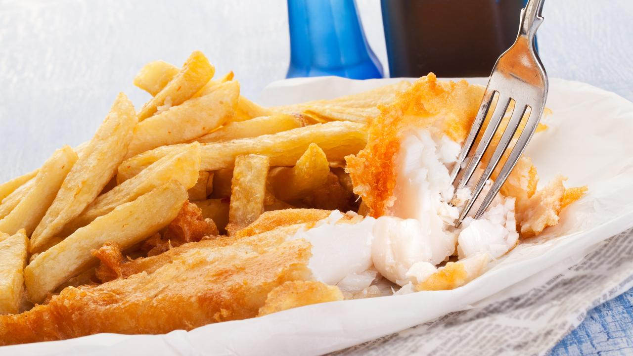 A man's theory on fish and chips has shocked Twitter users – he peels off the batter before eating the fish. Why? Exactly.
