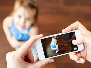 Parents need 'permission' to post kid pics