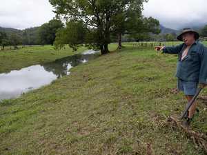 Dairyville rains